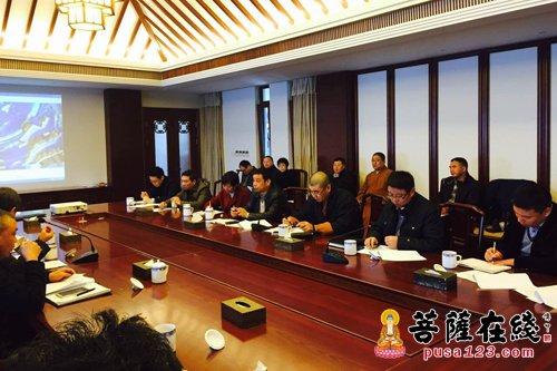 在国学大师南怀瑾先生的指导下依弥勒三经为原始版本规划设计的...
