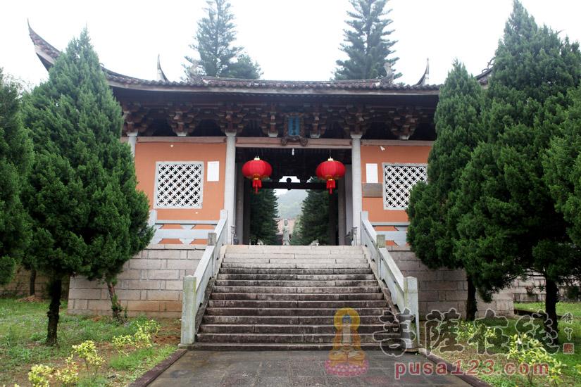 福清黄檗山万福禅寺(图片来源:菩萨在线 摄影:妙梵)