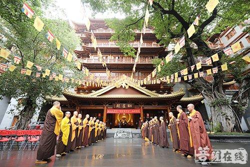 传承非遗 国内首家禅武医学堂在广州大佛寺挂