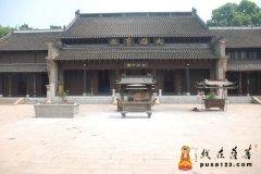 宝华山隆昌寺举办江苏省佛教协会第二期书画研究班