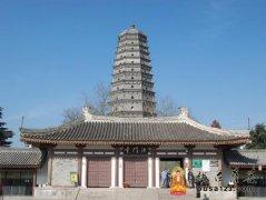 陕西法门寺