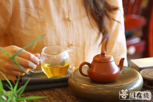 饮一壶禅茶,悟人生百味