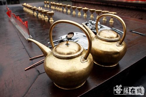 人生是一壶禅茶