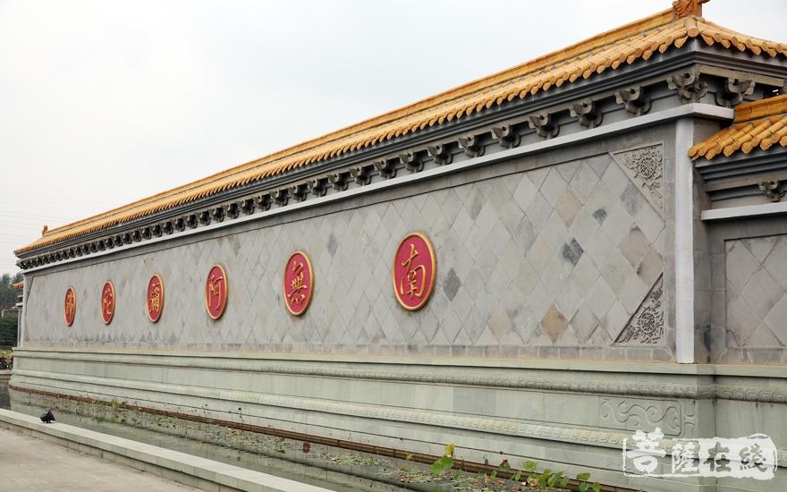 淮安景会寺(图片来源:菩萨在线 摄影:妙雨)