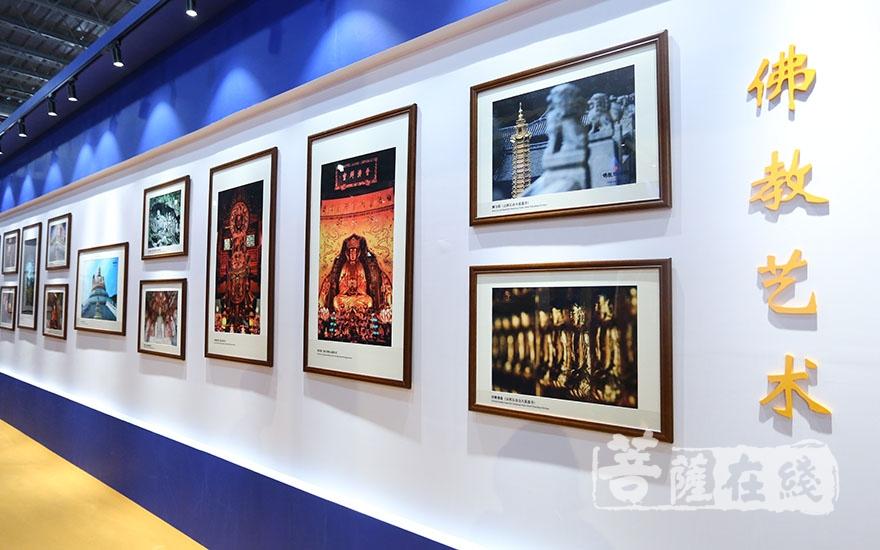 佛教勝地行圖片成果展之佛教藝術(圖片來源:菩薩在線 攝影:妙梵)