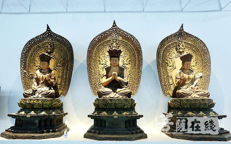 莆田悠久的工藝傳統和工匠精神的佛教造像(圖片來源:菩薩在線 攝影:妙梵)