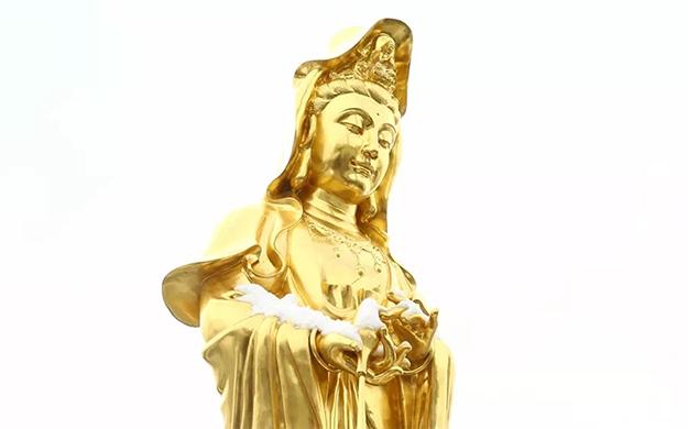 菩萨法相千变化 大慈大悲渡众生