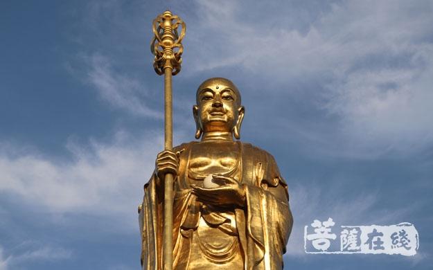 佛教的十种法器都代表一尊菩萨
