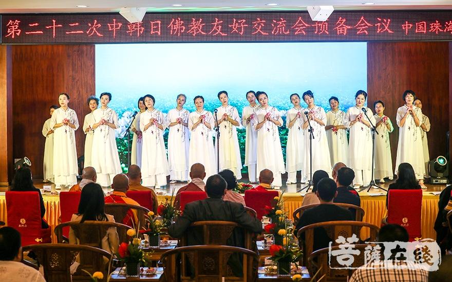 三国民歌联唱(图片来源:菩萨在线 摄影:果仁)