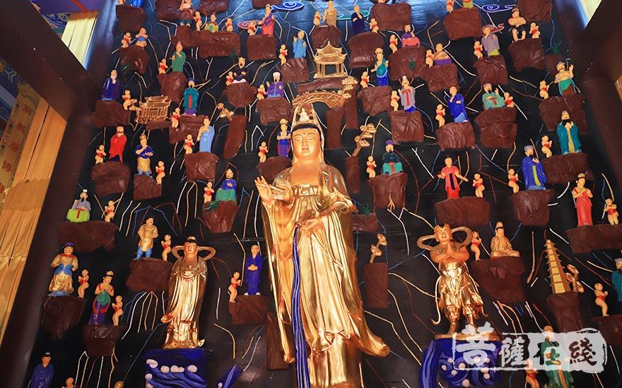 黃龍寺古山門(圖片來源:菩薩在線 攝影:張妙)