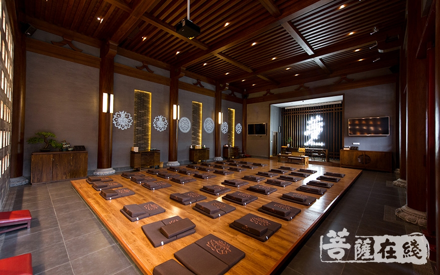 禪修堂(圖片來源:延祥古寺)