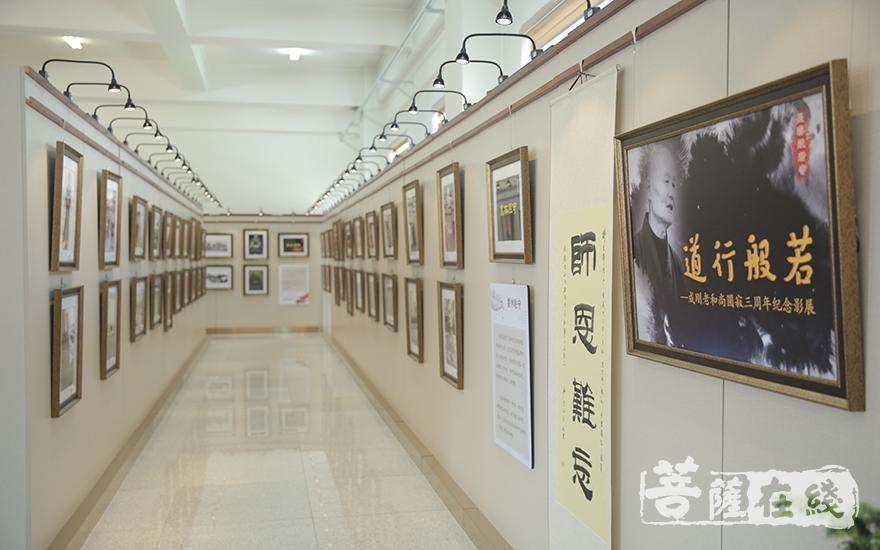 """""""道行般若""""纪念影展(图片来源:菩萨在线 摄影:唐林雪)"""