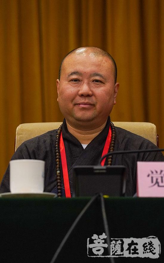 觉醒法师(图片来源:菩萨在线 摄影:唐林雪)