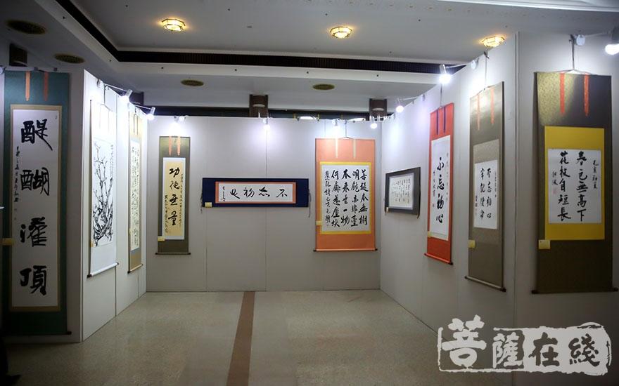 中国特色的佛教文化(图片来源:菩萨在线 摄影:唐林雪)