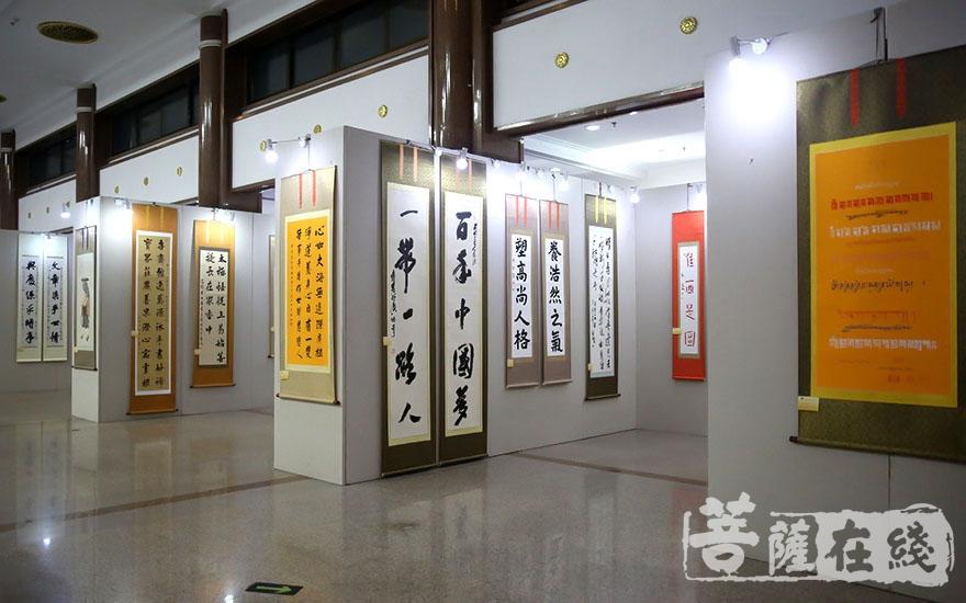 对中国共产党的热爱(图片来源:菩萨在线 摄影:唐林雪)