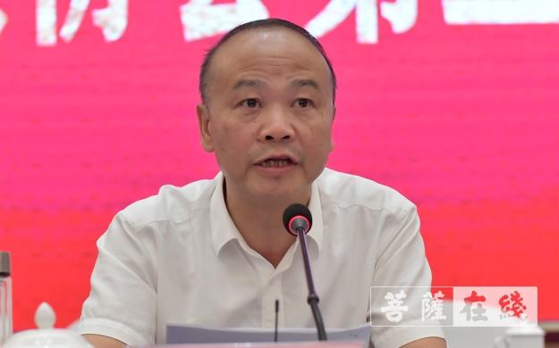 县委常委、组织部长、统战部长刘胜江讲话.jpg