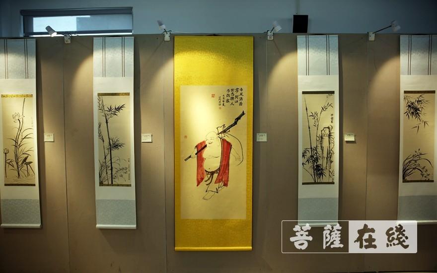 作品展示(图片来源:菩萨在线 摄影:李蕴雨)