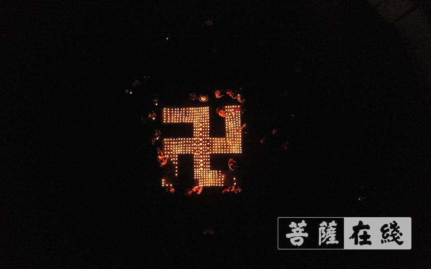 万法因缘生 缘起吉祥灯(图品来源:菩萨在线 摄影:贺雪垠)
