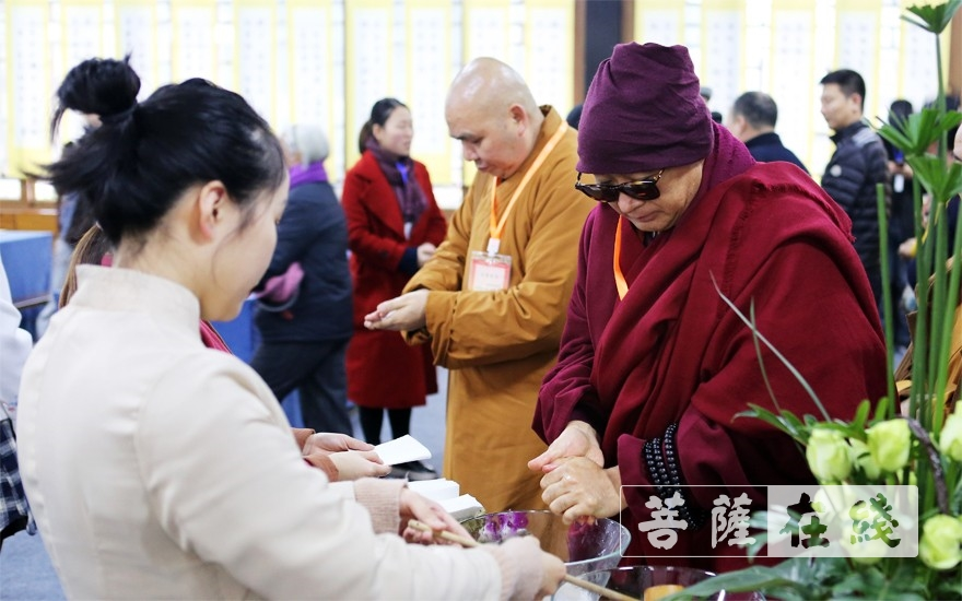 2019峨眉山普供茶会 | 弘扬传统文化 践行五妙共品