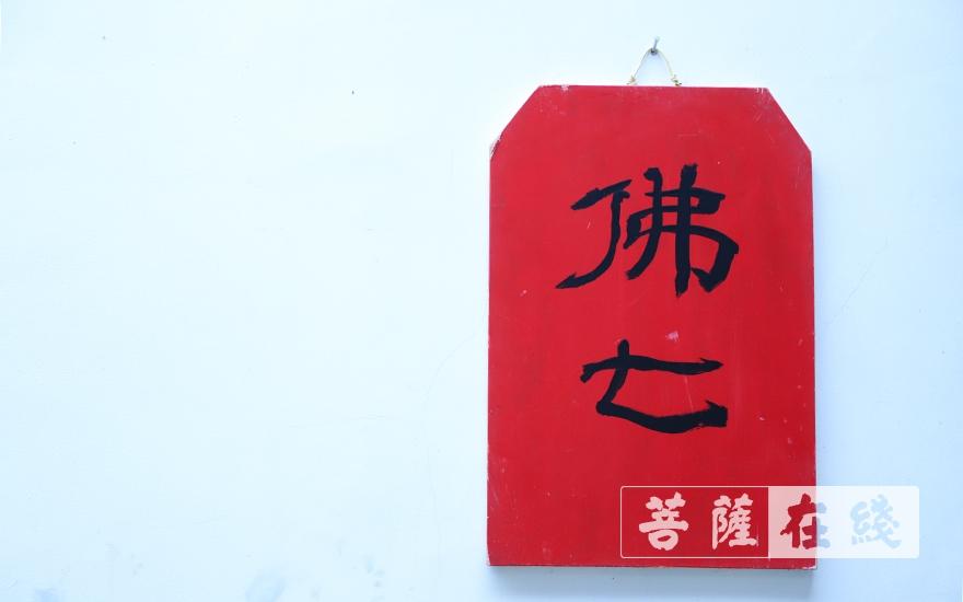 """温岭福慧寺举行2019年""""弥陀佛七""""之洒净、起香仪式"""