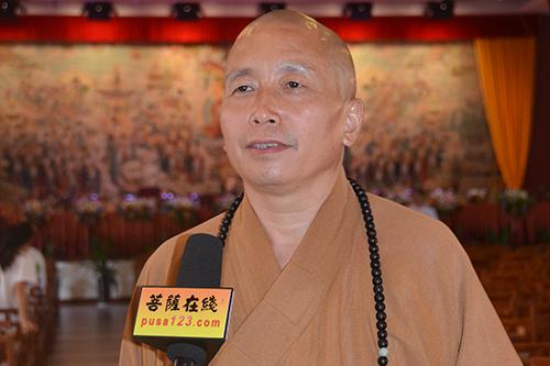 广东省佛教协会副秘书长印觉大和尚