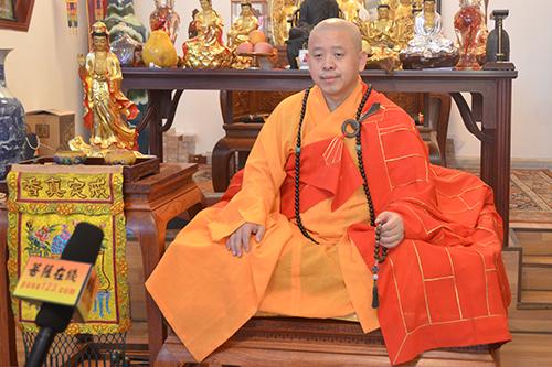 中國佛教協會副會長純一大和尚
