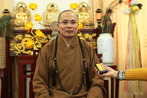专访龙口南山禅寺住持真龙法师