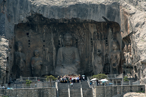 最古老佛教建筑-石窟