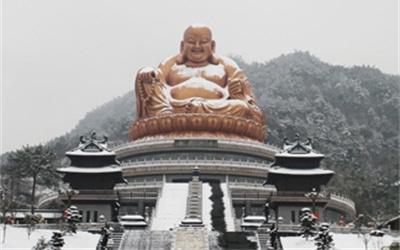宁波雪窦寺