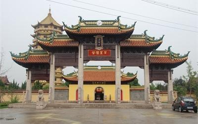 太仓海天禅寺