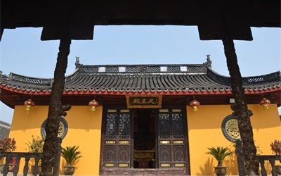 上海市青浦区天光禅寺