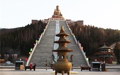 煙臺龍口南山禪寺