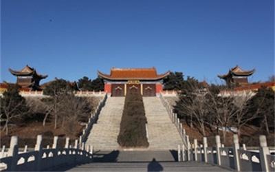 辽宁明月禅寺
