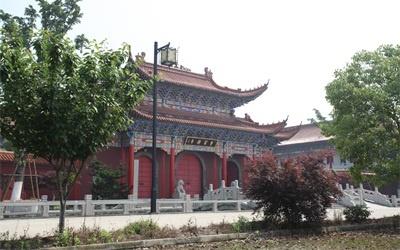 苏州皇罗禅寺