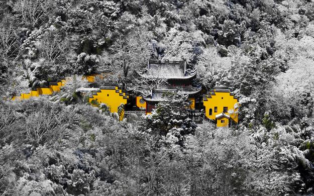 300多年前,东皋心越禅师从这里出发赴日弘法