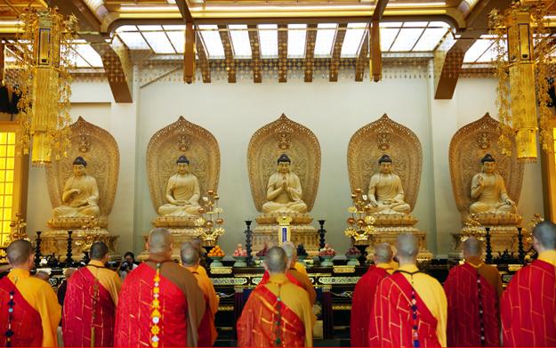 紀念隱元禪師東渡日本365周年 中日法師于虎溪祖庭共祈福