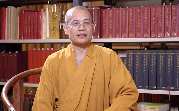 对话录NO.3 | 惟善法师:中国佛教要走出去,还要吸引优秀人才走进来