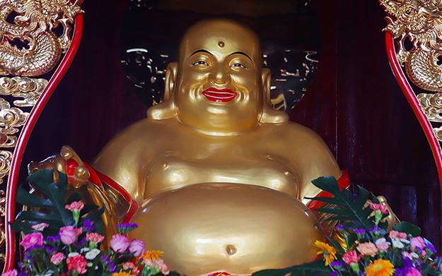 贛州市佛教協會慶祝新中國成立七十周年暨永昌寺天王殿開光儀式圓滿