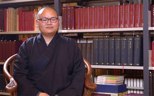 对话录NO.7 | 振冠法师:僧人的形象是中国佛教的符号