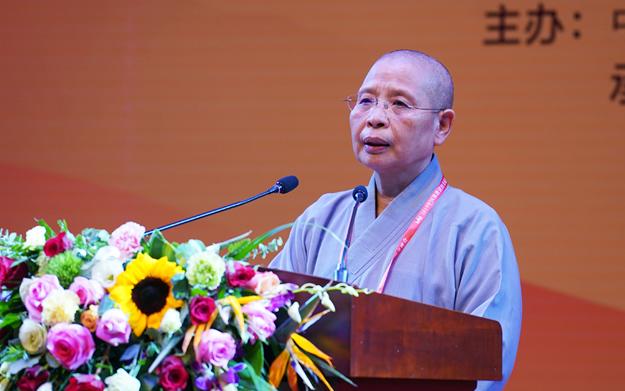 """2019中国佛教讲经交流会第二场 六位法师宣讲""""如何安顿身心"""""""