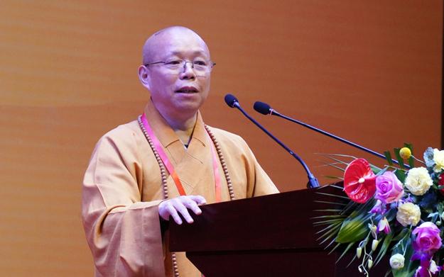 """2019中国佛教讲经交流会第三场 五位法师宣讲""""如何认识因果"""""""