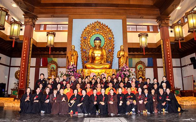 上海七宝教寺己亥年水陆法会圆满送圣