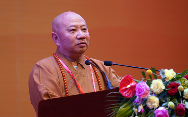 """2019中国佛教讲经交流会第五场 五位法师宣讲""""如何利益众生"""""""