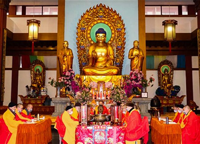 上海七宝教寺