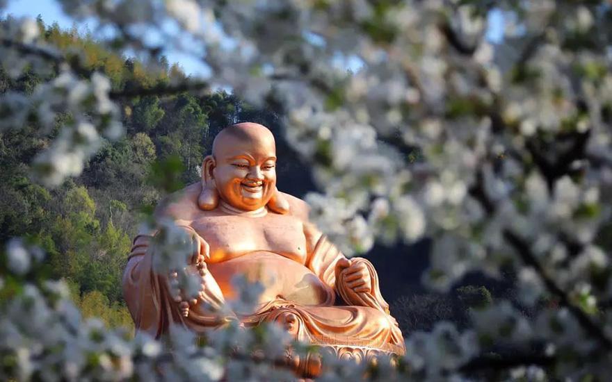 中国佛教五大名山之一——弥勒道场·雪窦山的前世今生