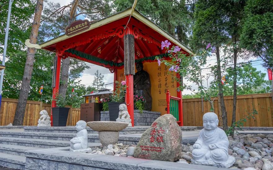 达义法师:六祖坛经与禅的境界
