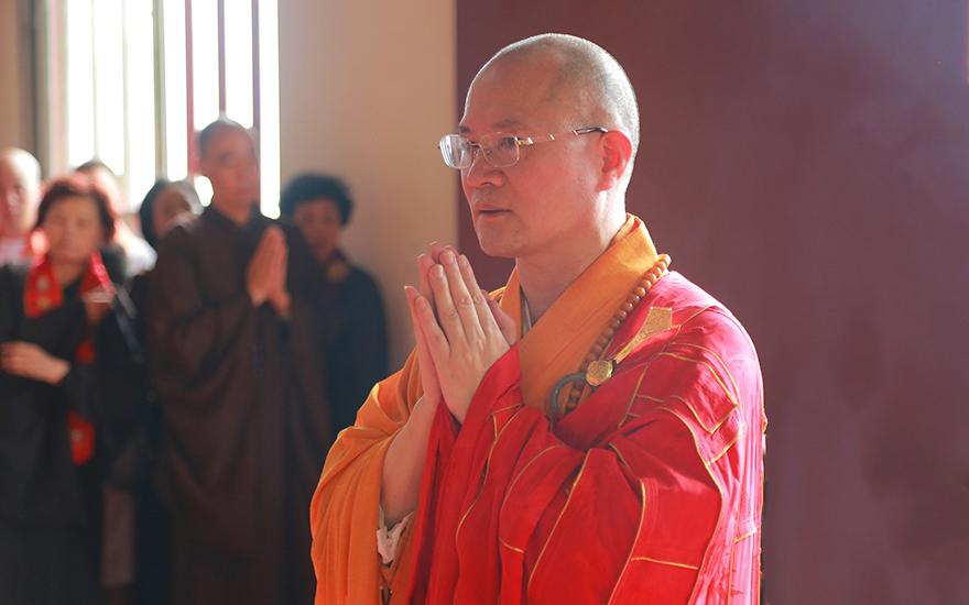 本性法师:佛教的同事伦理