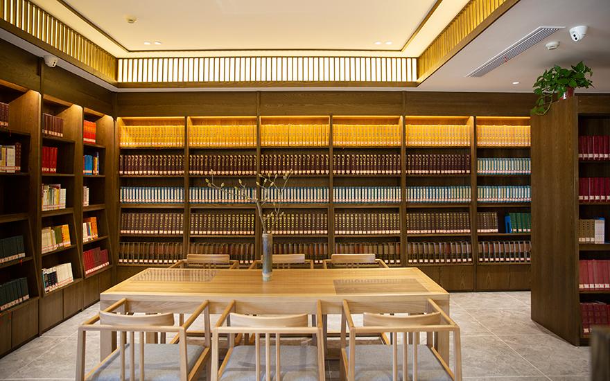寒山寺文化新地标——和合书屋,不只是读书