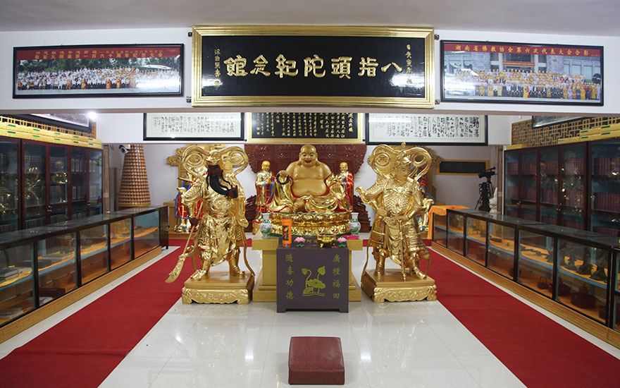 法华宗发源地:湘阴县法华古寺