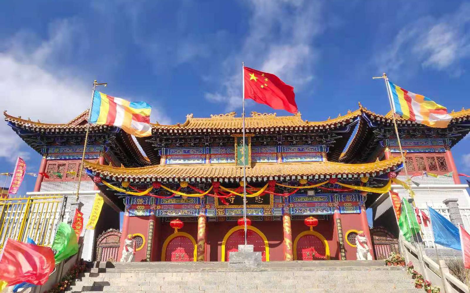 临潭慈云寺:坐落在藏汉门户的汉传佛教寺院